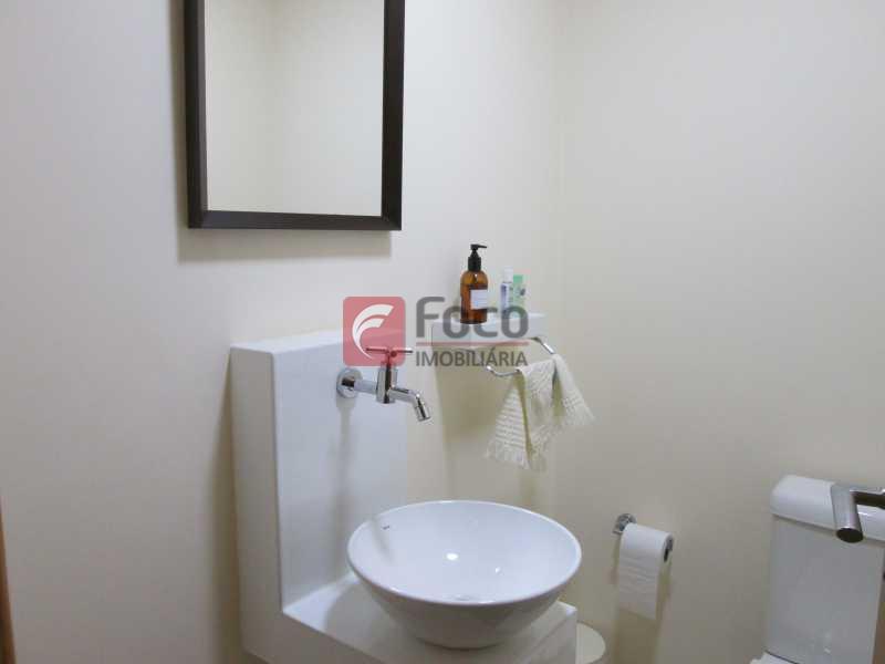 LAVABO - Apartamento à venda Avenida Epitácio Pessoa,Ipanema, Rio de Janeiro - R$ 3.500.000 - FLAP40359 - 13