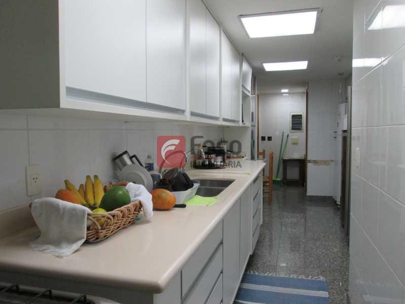 COZINHA - Apartamento à venda Avenida Epitácio Pessoa,Ipanema, Rio de Janeiro - R$ 3.500.000 - FLAP40359 - 20