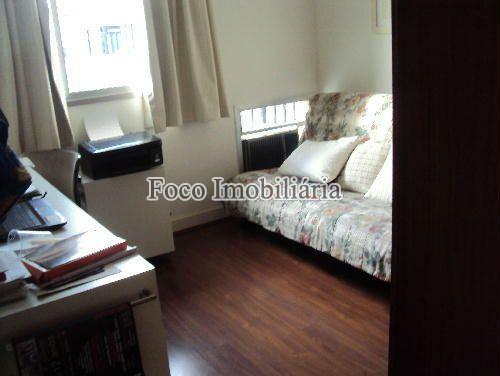 QUARTO - Cobertura à venda Rua Marquês de Pinedo,Laranjeiras, Rio de Janeiro - R$ 2.200.000 - FC40137 - 13