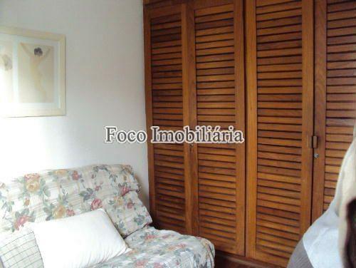 QUARTO - Cobertura à venda Rua Marquês de Pinedo,Laranjeiras, Rio de Janeiro - R$ 2.200.000 - FC40137 - 14