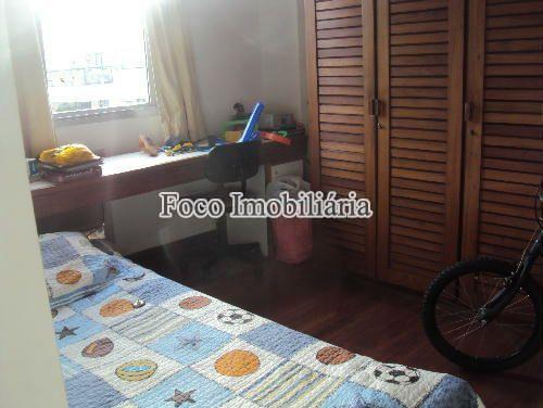QUARTO - Cobertura à venda Rua Marquês de Pinedo,Laranjeiras, Rio de Janeiro - R$ 2.200.000 - FC40137 - 12