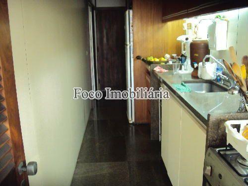 COZINHA - Cobertura à venda Rua Marquês de Pinedo,Laranjeiras, Rio de Janeiro - R$ 2.200.000 - FC40137 - 7