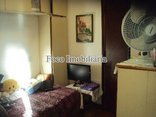 QUARTO - Cobertura à venda Rua Marquês de Pinedo,Laranjeiras, Rio de Janeiro - R$ 2.200.000 - FC40137 - 20