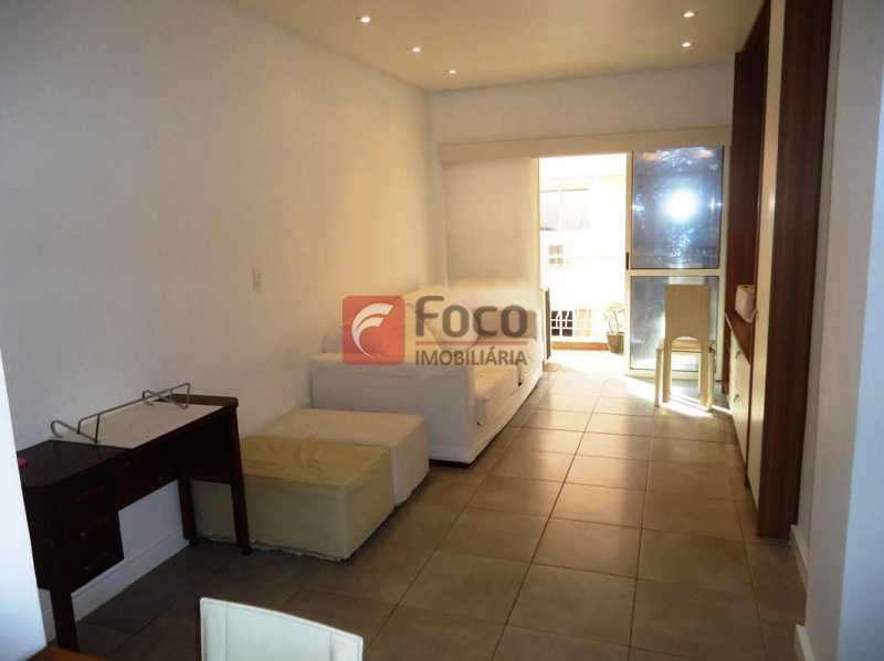 SALA - Cobertura à venda Rua das Laranjeiras,Laranjeiras, Rio de Janeiro - R$ 1.850.000 - FLCO30133 - 4