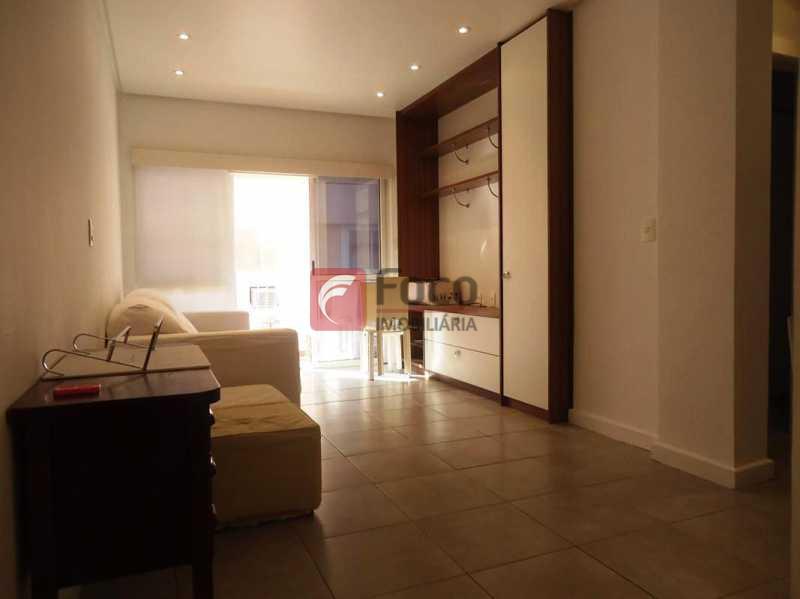 SALA - Cobertura à venda Rua das Laranjeiras,Laranjeiras, Rio de Janeiro - R$ 1.850.000 - FLCO30133 - 1