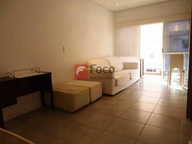 SALA - Cobertura à venda Rua das Laranjeiras,Laranjeiras, Rio de Janeiro - R$ 1.850.000 - FLCO30133 - 6