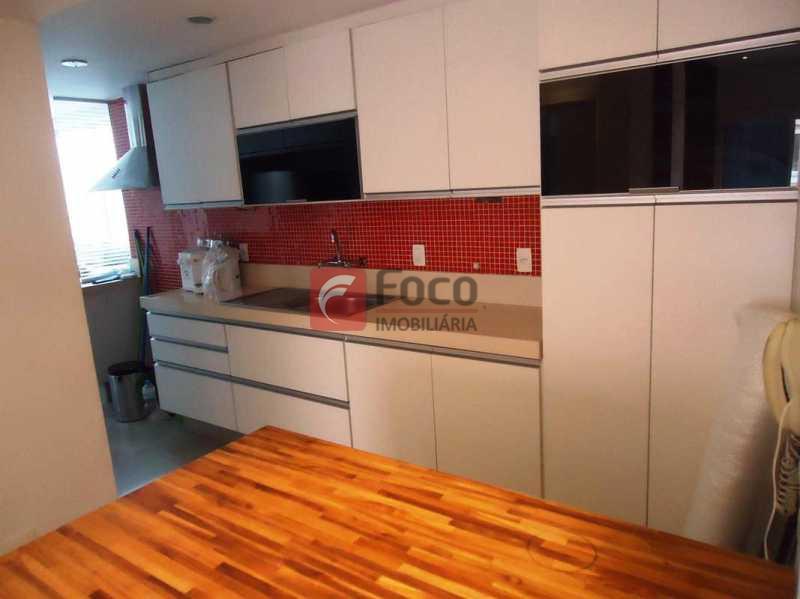 COZINHA - Cobertura à venda Rua das Laranjeiras,Laranjeiras, Rio de Janeiro - R$ 1.850.000 - FLCO30133 - 12