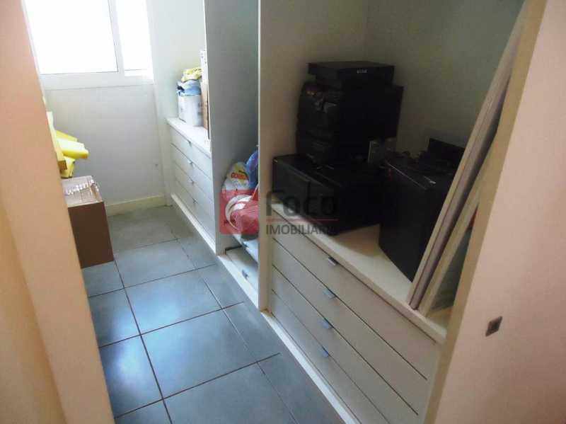 CLOSET - Cobertura à venda Rua das Laranjeiras,Laranjeiras, Rio de Janeiro - R$ 1.850.000 - FLCO30133 - 18