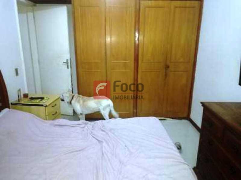 QUARTO 3 - Apartamento à venda Rua Macedo Sobrinho,Humaitá, Rio de Janeiro - R$ 945.000 - FLAP31468 - 14