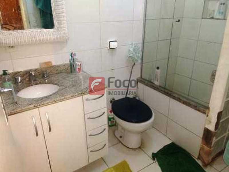 BANHEIRO SOCIAL 2 - Apartamento à venda Rua Macedo Sobrinho,Humaitá, Rio de Janeiro - R$ 945.000 - FLAP31468 - 9
