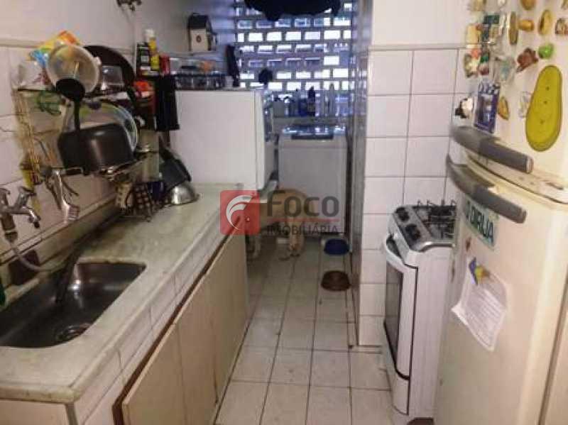 COPA/COZINHA - Apartamento à venda Rua Macedo Sobrinho,Humaitá, Rio de Janeiro - R$ 945.000 - FLAP31468 - 16