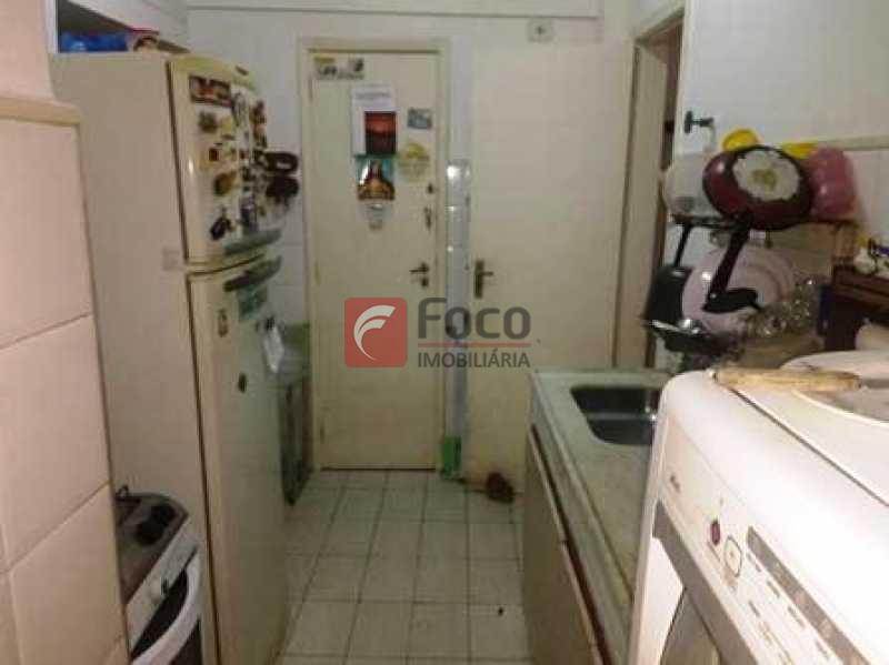 COPA/COZINHA - Apartamento à venda Rua Macedo Sobrinho,Humaitá, Rio de Janeiro - R$ 945.000 - FLAP31468 - 17