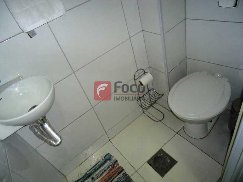 BANHEIRO EMPREGADA - Apartamento à venda Rua Barata Ribeiro,Copacabana, Rio de Janeiro - R$ 770.000 - FLAP21597 - 21