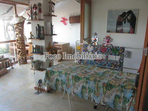 QUARTO - Hotel à venda Rua Gonçalves Fontes,Santa Teresa, Rio de Janeiro - R$ 2.135.000 - FH10003 - 12