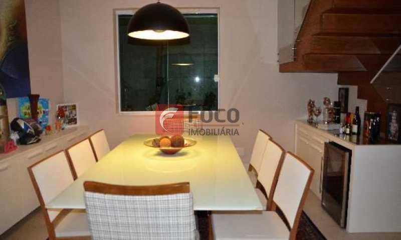 9 - Casa à venda Rua João Afonso,Humaitá, Rio de Janeiro - R$ 5.300.000 - JBCA80003 - 9