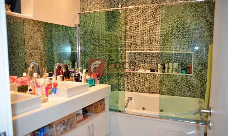12 - Casa à venda Rua João Afonso,Humaitá, Rio de Janeiro - R$ 5.300.000 - JBCA80003 - 12