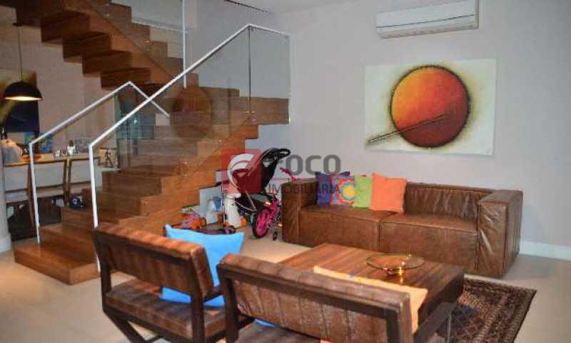 8 - Casa à venda Rua João Afonso,Humaitá, Rio de Janeiro - R$ 5.300.000 - JBCA80003 - 3
