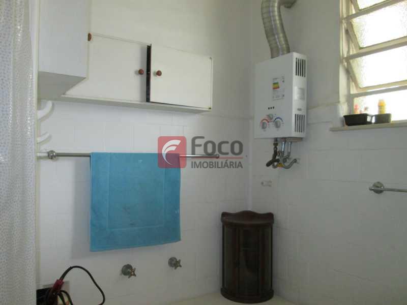 BANHEIRO SOCIAL - Apartamento à venda Rua Viúva Lacerda,Humaitá, Rio de Janeiro - R$ 1.400.000 - FLAP31528 - 18