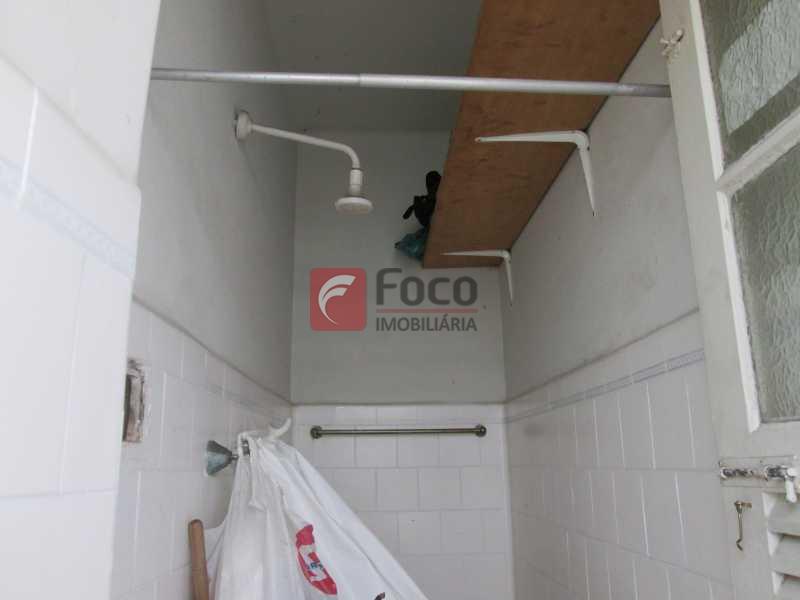 BANHEIRO EMPREGADA - Apartamento à venda Rua Viúva Lacerda,Humaitá, Rio de Janeiro - R$ 1.400.000 - FLAP31528 - 25
