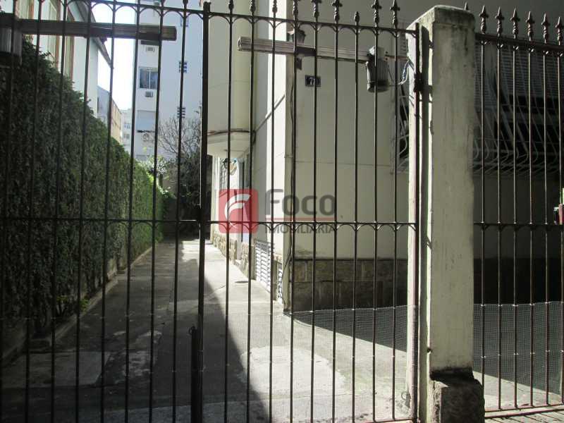 PRÉDIO GRADEADO - Apartamento à venda Rua Viúva Lacerda,Humaitá, Rio de Janeiro - R$ 1.400.000 - FLAP31528 - 29