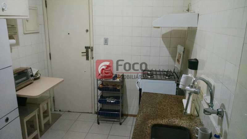 Ap COZINHA 2 - Apartamento à venda Rua General Rabelo,Gávea, Rio de Janeiro - R$ 1.150.000 - JBAP30733 - 15