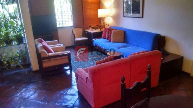 Ap ESTAR 1 - Apartamento à venda Rua General Rabelo,Gávea, Rio de Janeiro - R$ 1.150.000 - JBAP30733 - 3