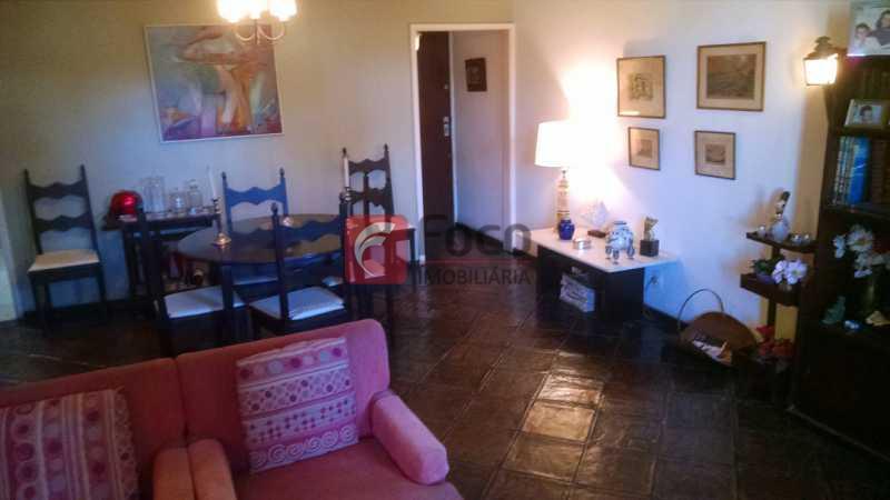 Ap JANTAR 4 - Apartamento à venda Rua General Rabelo,Gávea, Rio de Janeiro - R$ 1.150.000 - JBAP30733 - 9