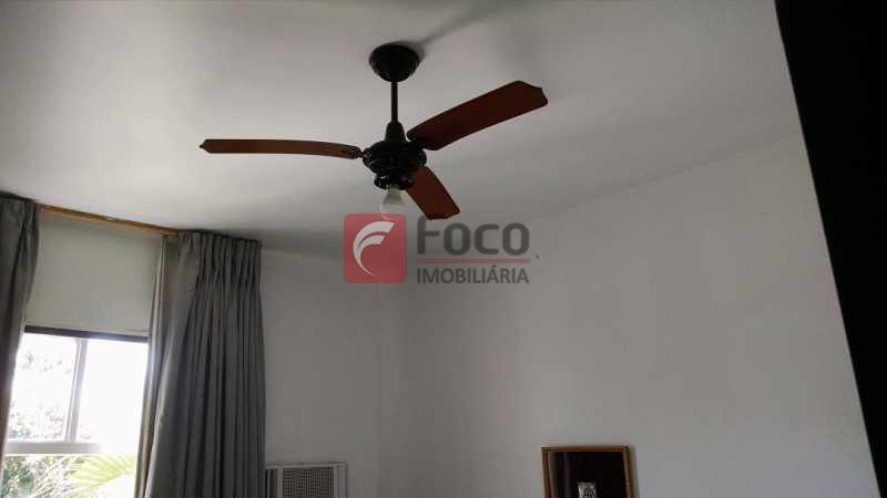 Ap QUARTO I 2 - Apartamento à venda Rua General Rabelo,Gávea, Rio de Janeiro - R$ 1.150.000 - JBAP30733 - 12