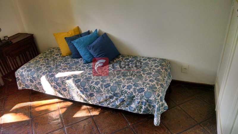 Ap QUARTO I 3 - Apartamento à venda Rua General Rabelo,Gávea, Rio de Janeiro - R$ 1.150.000 - JBAP30733 - 11