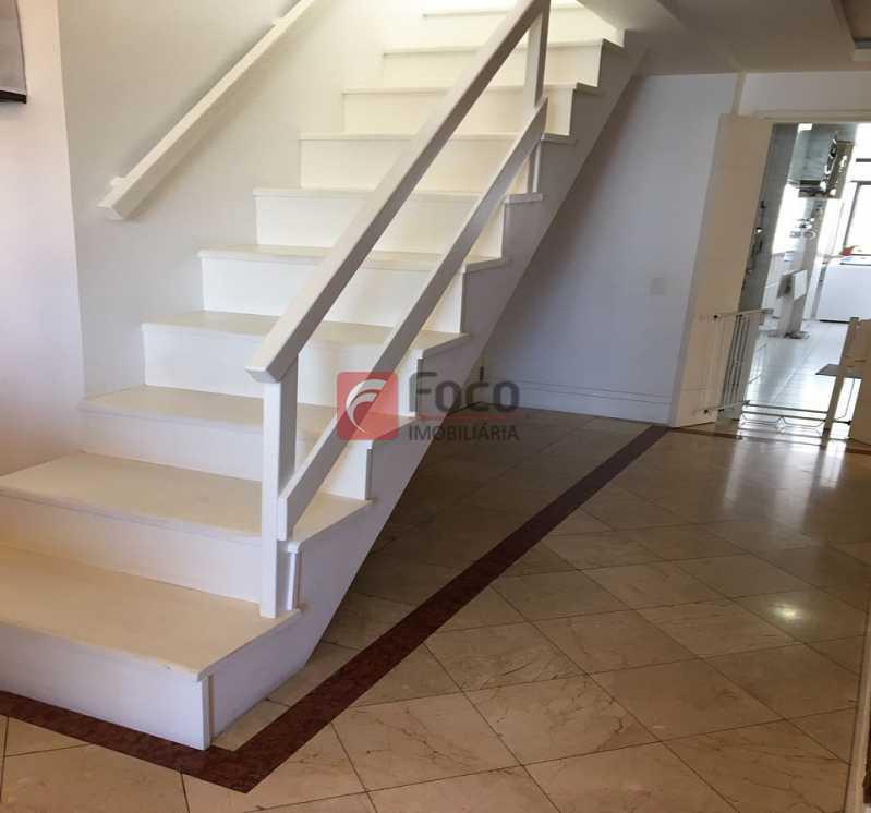 ESCADA - Cobertura à venda Rua Fonte da Saudade,Lagoa, Rio de Janeiro - R$ 2.980.000 - JBCO30089 - 9