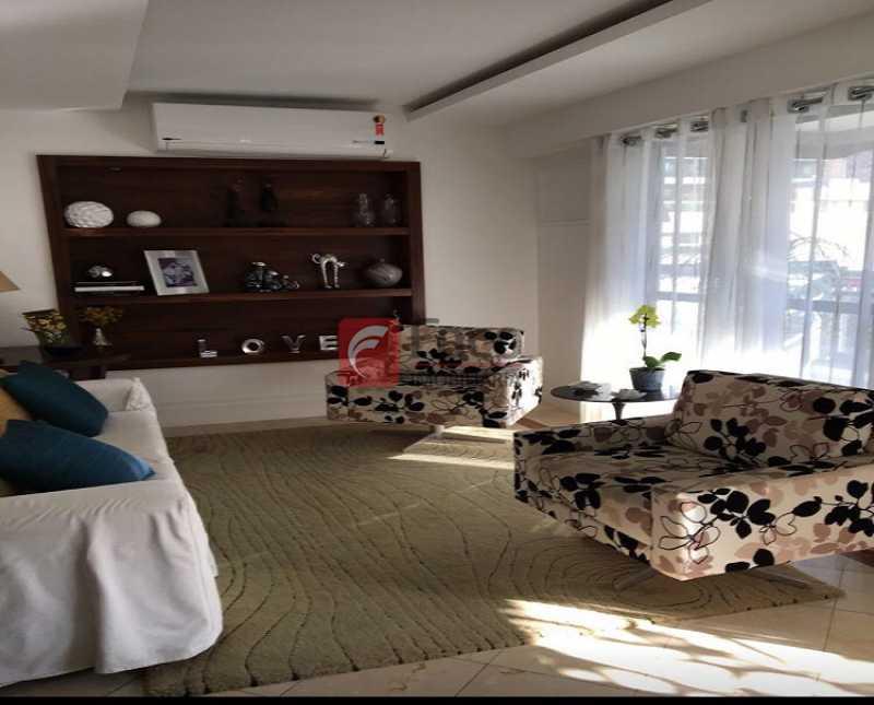 SALÃO - Cobertura à venda Rua Fonte da Saudade,Lagoa, Rio de Janeiro - R$ 2.980.000 - JBCO30089 - 6