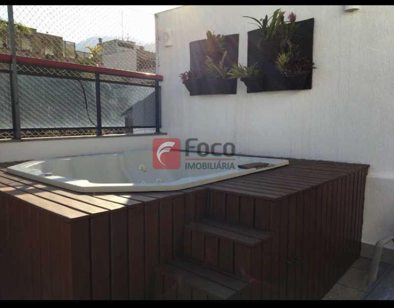 PISCINA - Cobertura à venda Rua Fonte da Saudade,Lagoa, Rio de Janeiro - R$ 2.980.000 - JBCO30089 - 5
