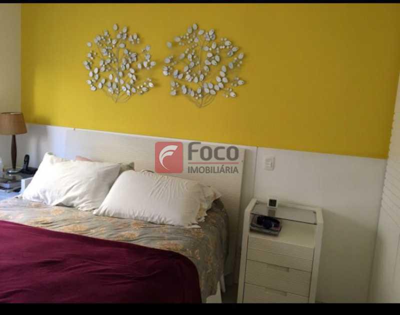 QUARTO - Cobertura à venda Rua Fonte da Saudade,Lagoa, Rio de Janeiro - R$ 2.980.000 - JBCO30089 - 14