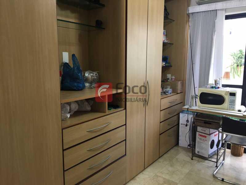 QUARTO - Cobertura à venda Rua Fonte da Saudade,Lagoa, Rio de Janeiro - R$ 2.980.000 - JBCO30089 - 19