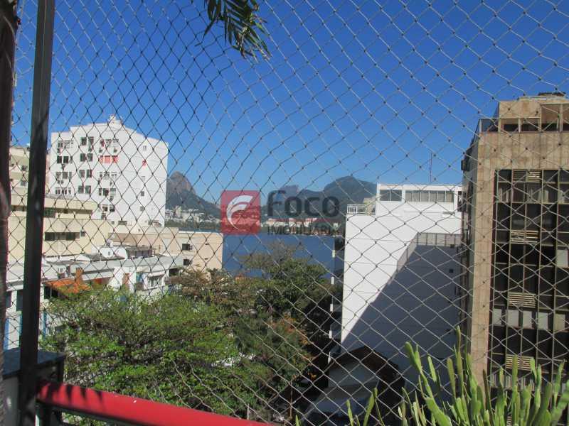 VISTA - Cobertura à venda Rua Fonte da Saudade,Lagoa, Rio de Janeiro - R$ 2.980.000 - JBCO30089 - 24