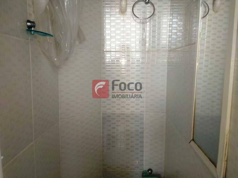 BANHEIRO EMPREGADA - Apartamento à venda Rua Benjamim Constant,Glória, Rio de Janeiro - R$ 720.000 - FLAP21704 - 19