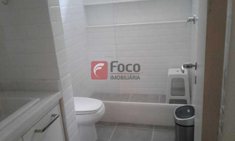 BANHEIRO - Apartamento à venda Rua Maria Angélica,Lagoa, Rio de Janeiro - R$ 1.170.000 - JBAP20580 - 11