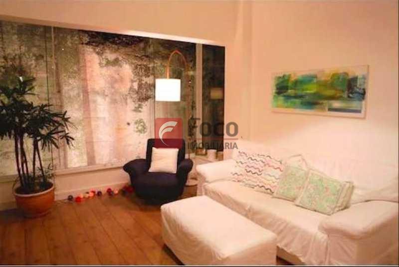 SALA - Apartamento à venda Rua Maria Angélica,Lagoa, Rio de Janeiro - R$ 1.170.000 - JBAP20580 - 3