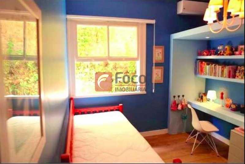 QUARTA - Apartamento à venda Rua Maria Angélica,Lagoa, Rio de Janeiro - R$ 1.170.000 - JBAP20580 - 15