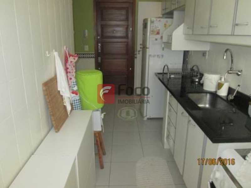 COPA/COZINHA - Apartamento à venda Rua Álvaro Ramos,Botafogo, Rio de Janeiro - R$ 1.150.000 - FLAP21784 - 21