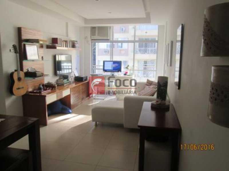 SALA - Apartamento à venda Rua Álvaro Ramos,Botafogo, Rio de Janeiro - R$ 1.150.000 - FLAP21784 - 3