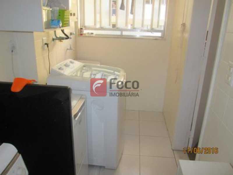 ÁREA SERVIÇO - Apartamento à venda Rua Álvaro Ramos,Botafogo, Rio de Janeiro - R$ 1.150.000 - FLAP21784 - 23