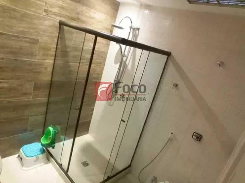 BANHEIRO SOCIAL - Apartamento à venda Rua Álvaro Ramos,Botafogo, Rio de Janeiro - R$ 1.150.000 - FLAP21784 - 19