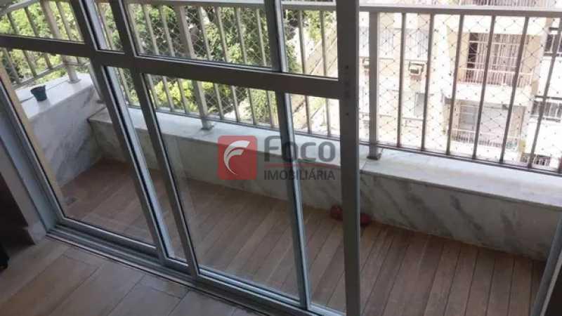 VARANDA - Apartamento à venda Rua Álvaro Ramos,Botafogo, Rio de Janeiro - R$ 1.150.000 - FLAP21784 - 7