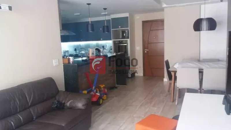 SALA - Apartamento à venda Rua Álvaro Ramos,Botafogo, Rio de Janeiro - R$ 1.150.000 - FLAP21784 - 5