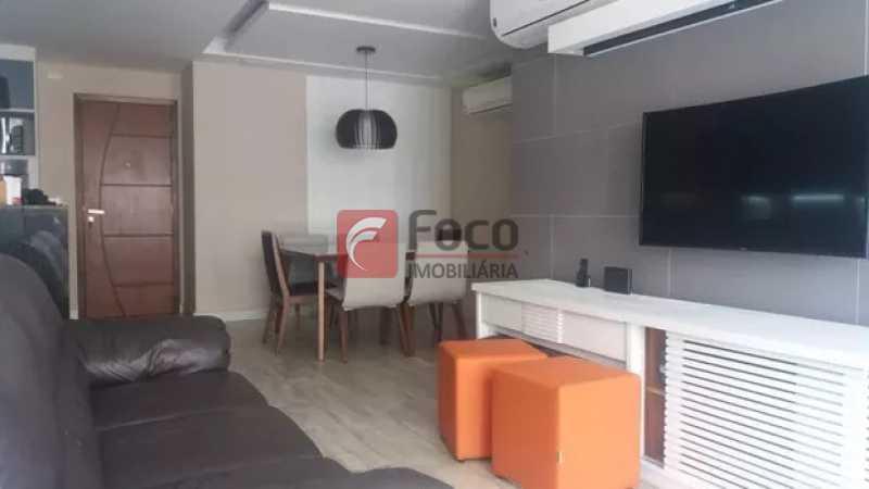 SALA - Apartamento à venda Rua Álvaro Ramos,Botafogo, Rio de Janeiro - R$ 1.150.000 - FLAP21784 - 4