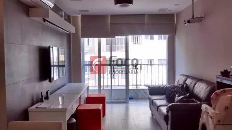SALA - Apartamento à venda Rua Álvaro Ramos,Botafogo, Rio de Janeiro - R$ 1.150.000 - FLAP21784 - 1