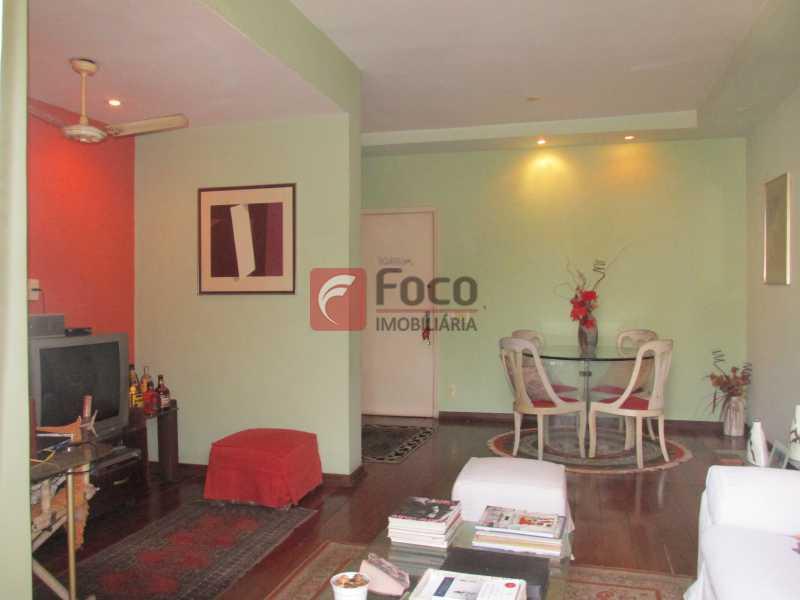 sala - Apartamento à venda Rua do Humaitá,Humaitá, Rio de Janeiro - R$ 750.000 - JBAP10207 - 6