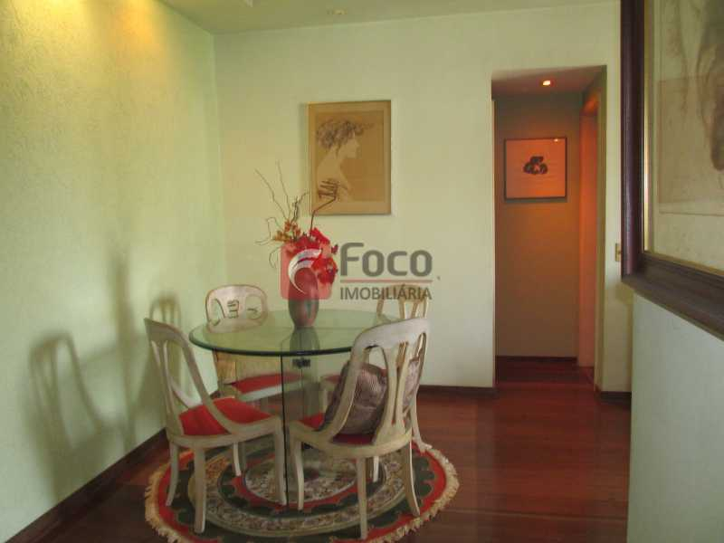 sala - Apartamento à venda Rua do Humaitá,Humaitá, Rio de Janeiro - R$ 750.000 - JBAP10207 - 5