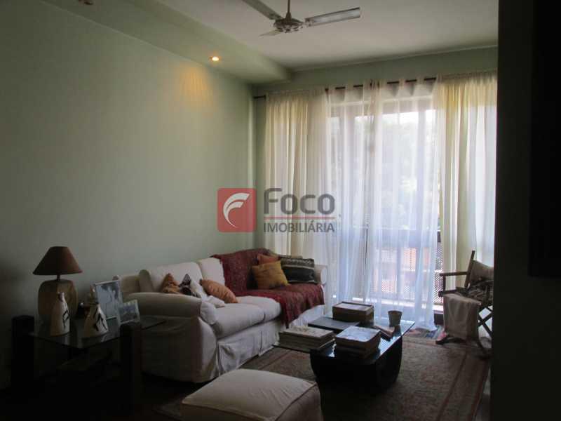 sala - Apartamento à venda Rua do Humaitá,Humaitá, Rio de Janeiro - R$ 750.000 - JBAP10207 - 4